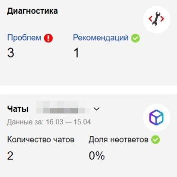 Достижения и статистика в вэбмастере